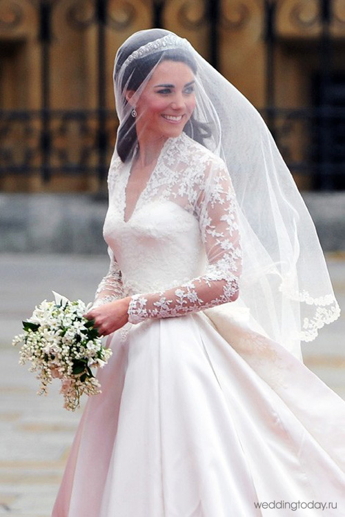 Kate middleton wedding makeup